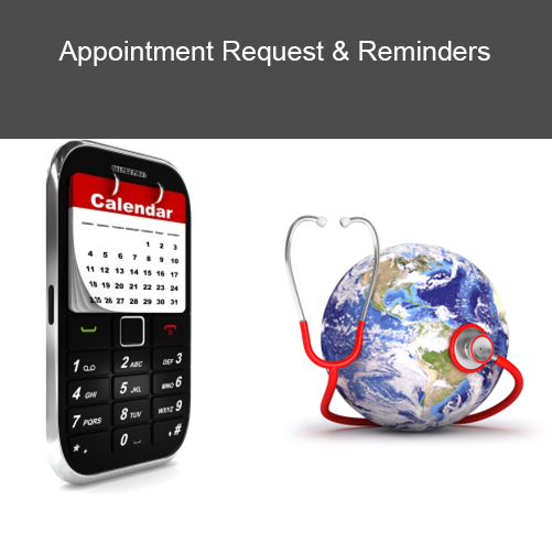 Appointment Requests and reminders